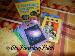 Smithsonian Everything You Need to Know Fact Cards: Grades 2-3 3
