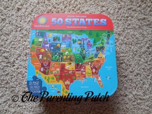 Smithsonian Young Explorers: 50 States 1