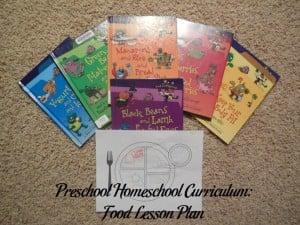 Food Preschool Activities