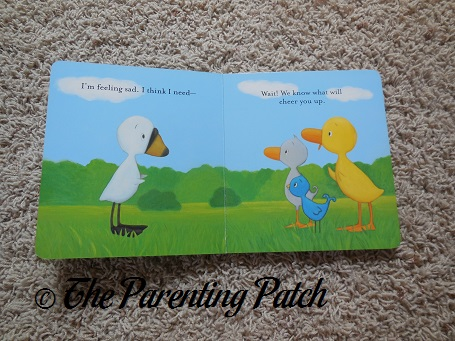 Duck Goose Goose Needs A Hug Book Review Parenting Patch