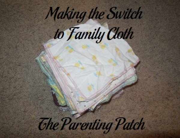 Making the Switch to Family Cloth