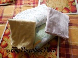 Flannel Receiving Blankets