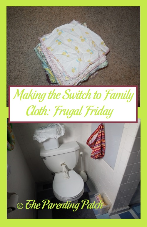 Making the Switch to Family Cloth: Frugal Frida