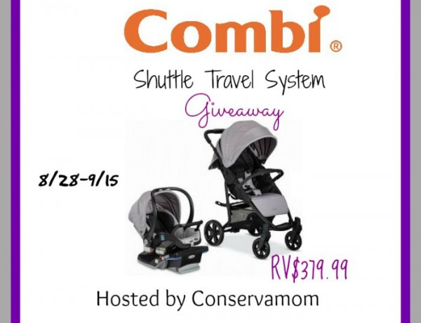 Combi Travel Shuttle System Giveaway