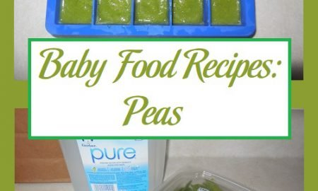Baby Food Recipes: Peas