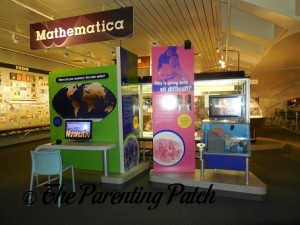 Mathematica Exhibit at the New York Hall of Science