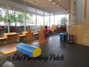 Preschool Place at the New York Hall of Science 1