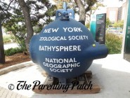The Duck and the New York Zoological Society Bathysphere