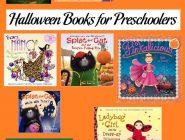 Halloween Books for Preschoolers: Poppy's Picks