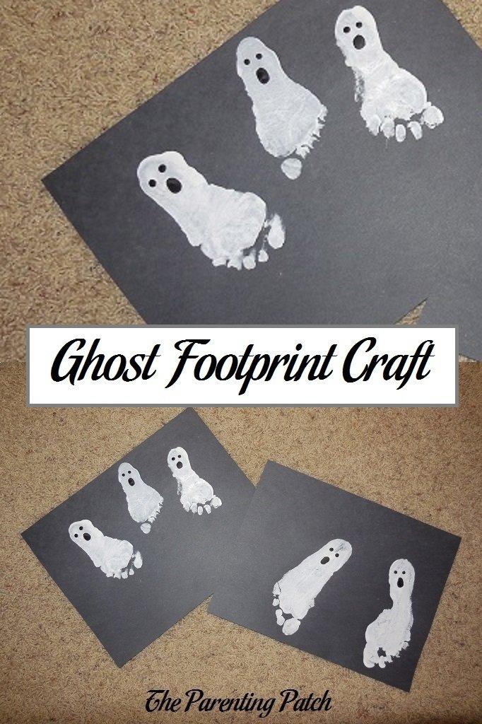 Ghost Footprint Craft
