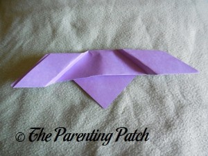 Origami Bat Step 4