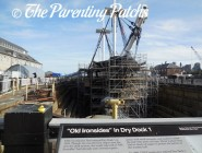 The Duck and Old Ironsides