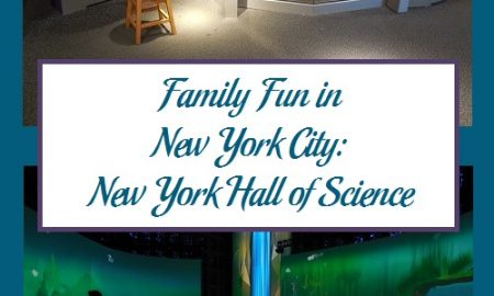 Family Fun in New York City: New York Hall of Science