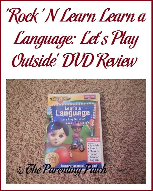 Rock 'N Learn Learn a Language: Let's Play Outside DVD Review