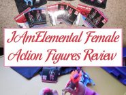 IAmElemental Female Action Figures Review