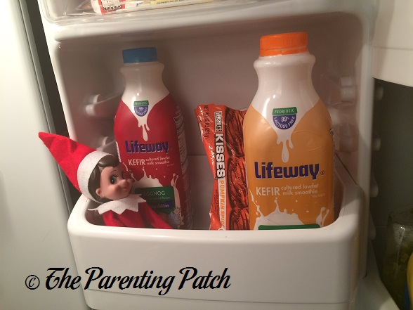 The Elf and the Refrigerator