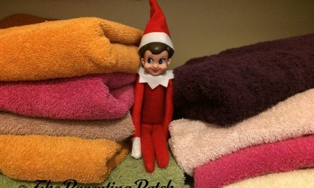 The Elf and the Linen Closet