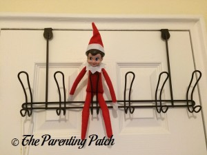 The Elf and the Coat Hook