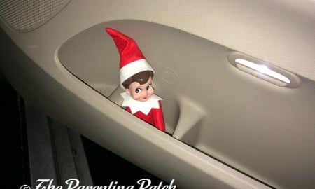 The Elf and the Van Door