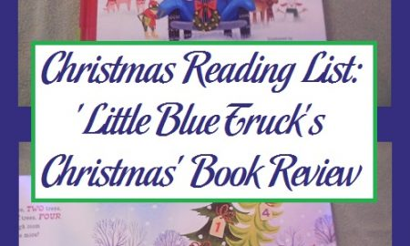 Christmas Reading List: 'Little Blue Truck's Christmas' Book Review