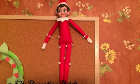 The Elf and the Thumbtacks