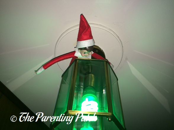 The Elf and the Green Light