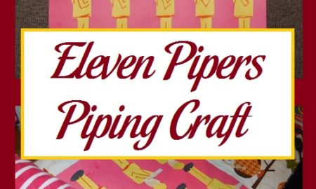 Eleven Pipers Piping Craft