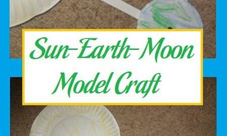 Sun-Earth-Moon Model Craft