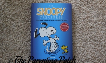 Cover of The Snoopy Treasures