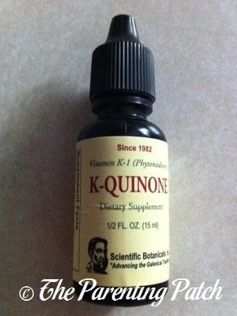 Vitamin K Supplementation For The Prevention Of Bleeding