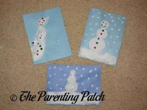 Puffy Snow Paint Crafts