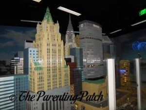New York Skyline in MINILAND at LEGOLAND Discovery Center Westchester 2