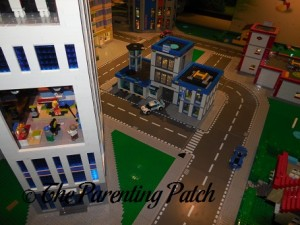 City Builder at LEGOLAND Discovery Center Westchester 1