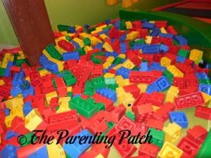 LEGO Soft Bricks at LEGOLAND Discovery Center Westchester