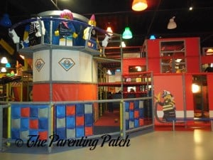 LEGO Fire Academy at LEGOLAND Discovery Center Westchester