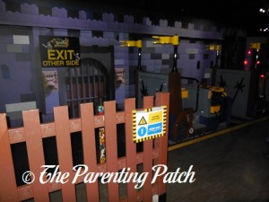 Kingdom Quest at LEGOLAND Discovery Center Westchester