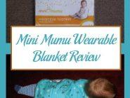 Mini Mumu Wearable Blanket Review