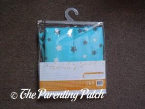Back of Mini Mumu Wearable Blanket in Package