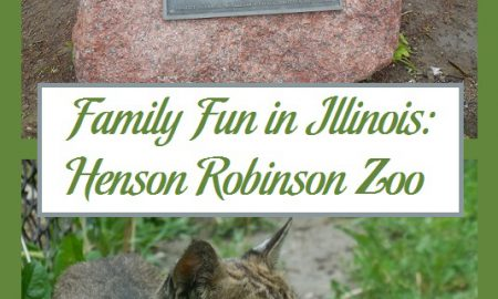Family Fun in Illinois: Henson Robinson Zoo