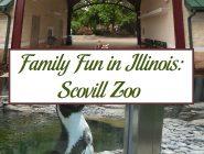 Family Fun in Illinois: Scovill Zoo