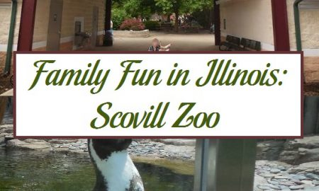Family Fun in Illinois: Scovill Zoo