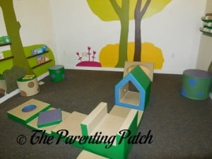 Baby Area at Mid-Hudson Children's Museum