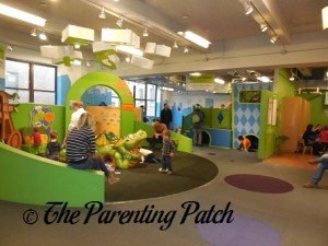 PlayWorks at the Children's Museum of Manhattan 4