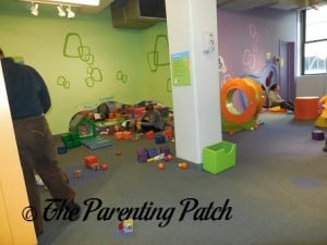 PlayWorks at the Children's Museum of Manhattan 5