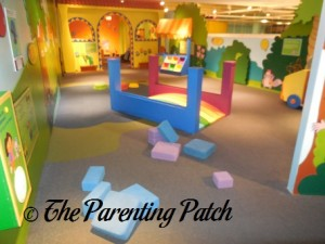 Adventures with Dora and Diego at the Children's Museum of Manhattan 2