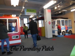 PlayWorks at the Children's Museum of Manhattan 1