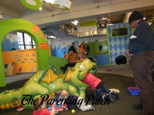 PlayWorks at the Children's Museum of Manhattan 2