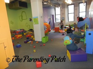 PlayWorks at the Children's Museum of Manhattan 3