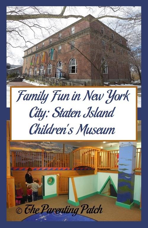 Family Fun in New York City: Staten Island Children's Museum