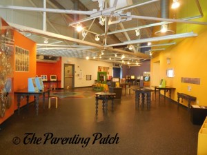 Pattern Studio at Long Island Children's Museum